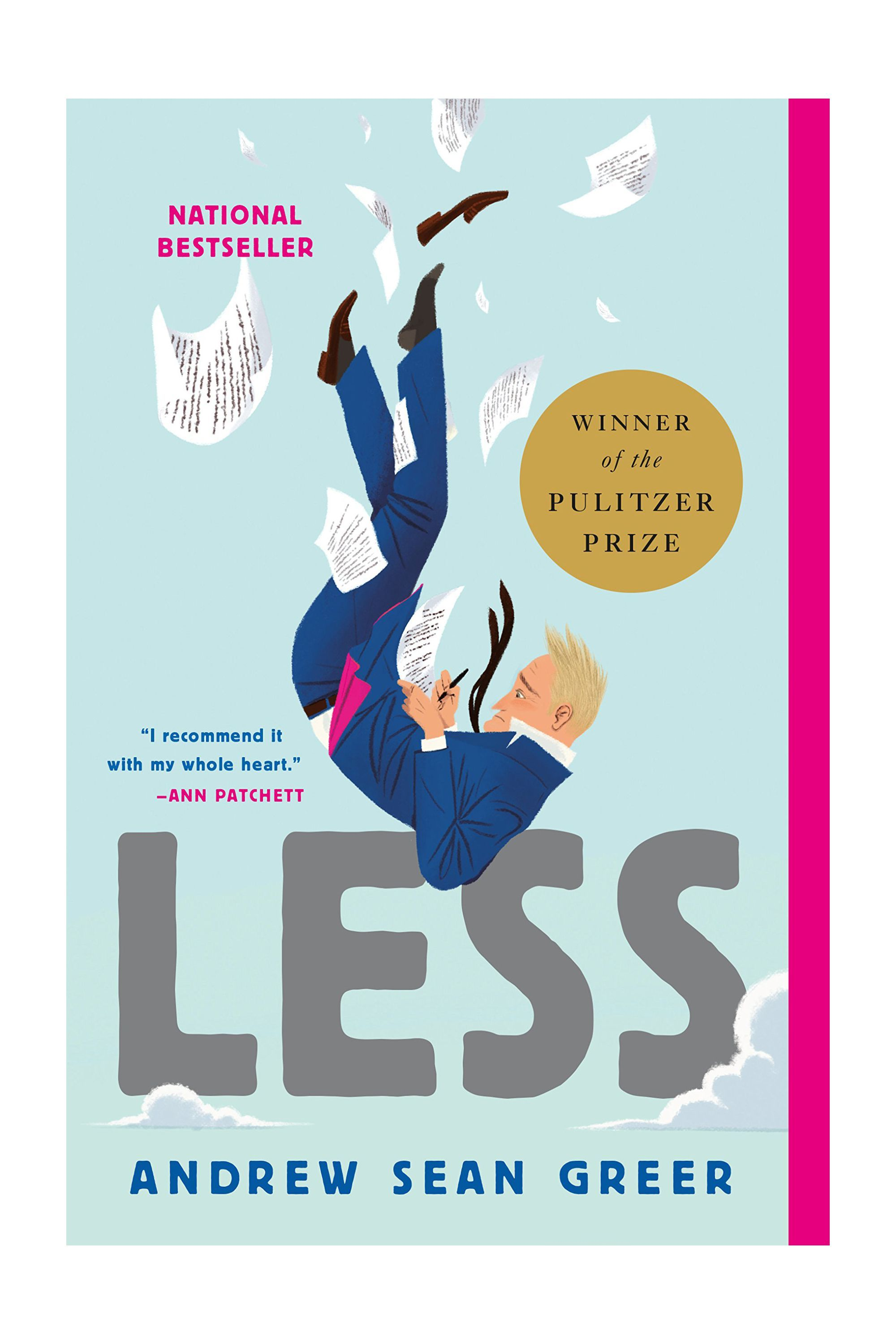 Less amazon.com $15.99 $12.38 (23% off) SHOP NOW Less is 2018's fiction winner of the Pulitzer Prize. If he hasn't read it already, the time is now.