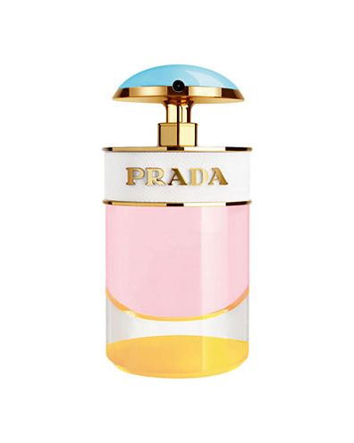 For the #Influencer Candy Sugar Pop Prada jcpenney.com $94.00 SHOP NOW Be the center of attention when you wear Prada's Candy Sugar Pop, a mixture of green citrus, peach, and vanilla. Yes, it smells sweet, but another selling point is how damn 'grammable that bottle is.