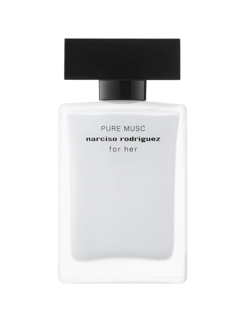 For a Little Mystery Pure Musc Eau de Parfum Narciso Rodriguez sephora.com $30.00 SHOP NOW This sophisticated fragrance is a powdery floral, with a blend of orange blossom, musk, and cashmeran. It is the kind of scent that sticks in the best way, and will have people thinking of you long after you've left the room.
