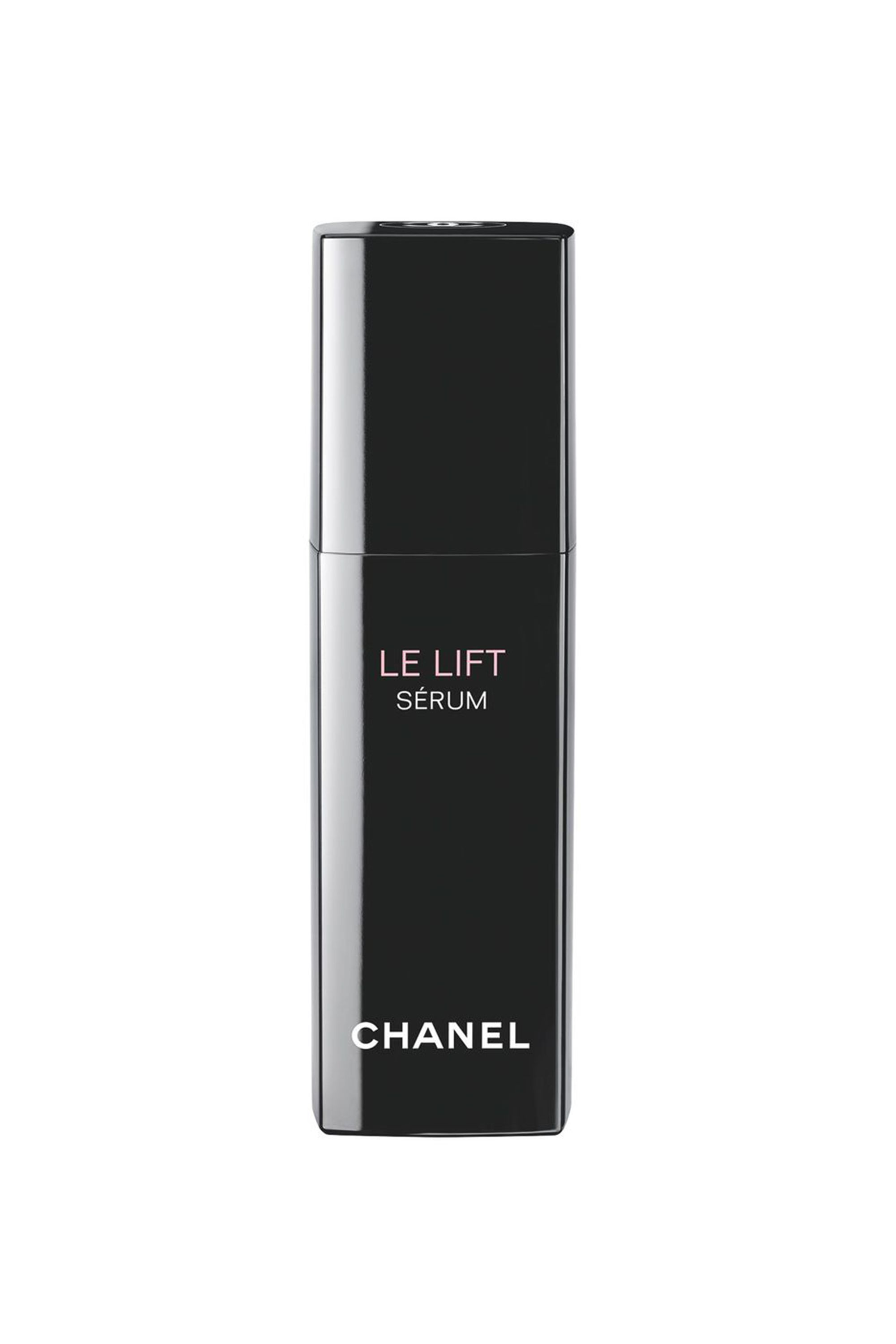 The Future of Serum Le Lift Serum Firming Anti-Wrinkle Serum Chanel nordstrom.com $175.00 SHOP NOW For instant gratification and long-term results, this featherweight serum packs a punch with futuristic sounding 3.5-DA technology and earthbound resveratrol. Seemingly whip-smart ingredients are able to seek out and address specific aging concerns at a molecular level.