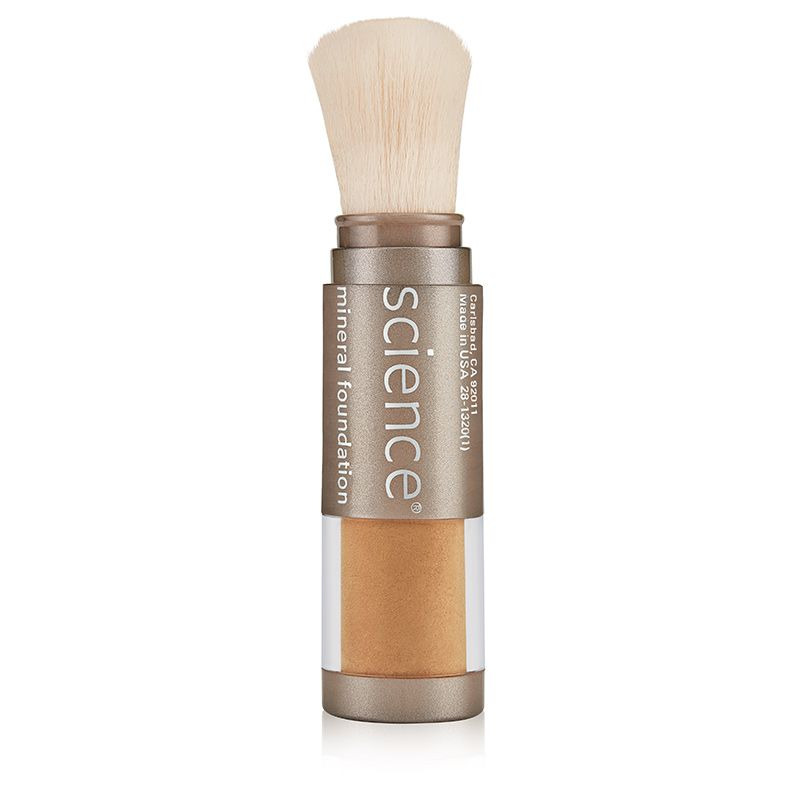 For Added Sun Protection Brush On Foundation SPF 20 Colorescience dermstore.com $55.00 SHOP NOW Who actually reapplies sunscreen throughout the day? Bet you forget about it.
