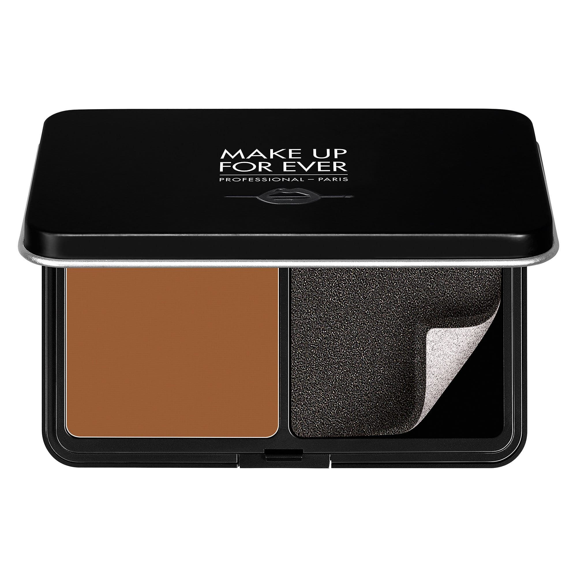 """For Blurring Matte Velvet Skin Blurring Powder Foundation Make Up For Ever sephora.com $38.00 SHOP NOW All skin types can use this powder foundation, which lasts for 12 hours and has that coveted """"blurring"""" effect which makes pores disappear."""