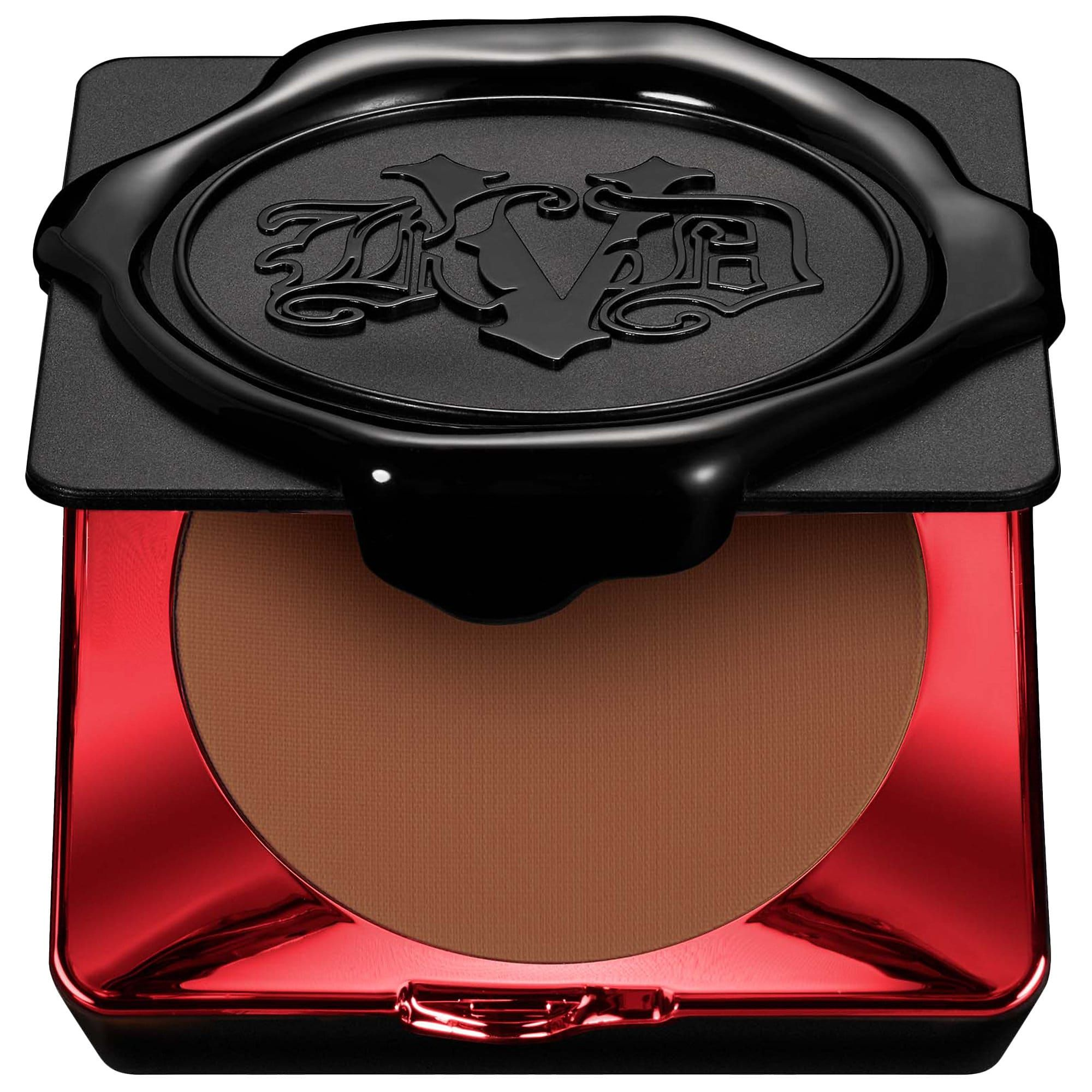 For Long, Busy Days Lock-It Powder Foundation Kat Von D sephora.com $36.00 SHOP NOW Like all of Kat Von D's Lock-It products (shout out to the setting spray), this sweat-proof foundation won't budge one bit all day.