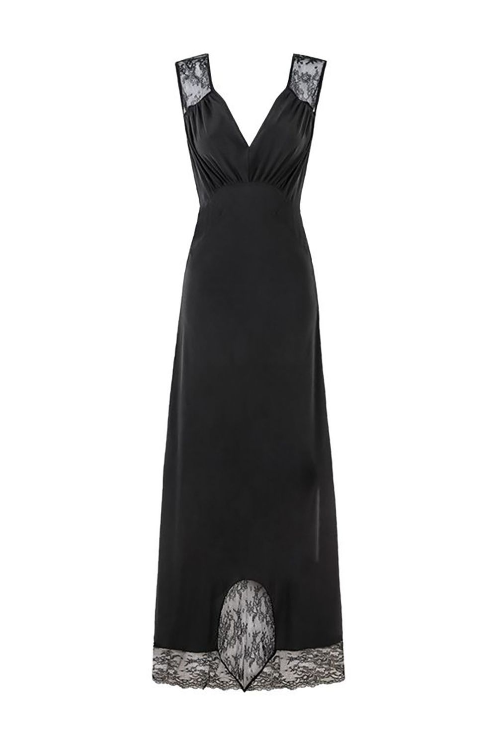 Most Elegant Lace Black Dress Rouje rouje.com €275.00 SHOP IT A classic black dress that can be worn a hundred times is always a good idea. Here, a particularly brilliant one from French label Rouje with lace details and a universally flattering silhouette.