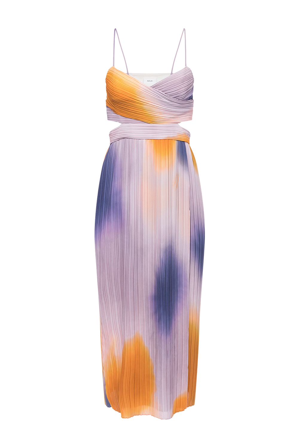 Most On-Trend Tie-Dye Crepe Dress A.L.C. shopbop.com $695.00 SHOP IT Love this feminine spring 2019 spin on tie-dye. The pleated, crepe number from A.L.C..