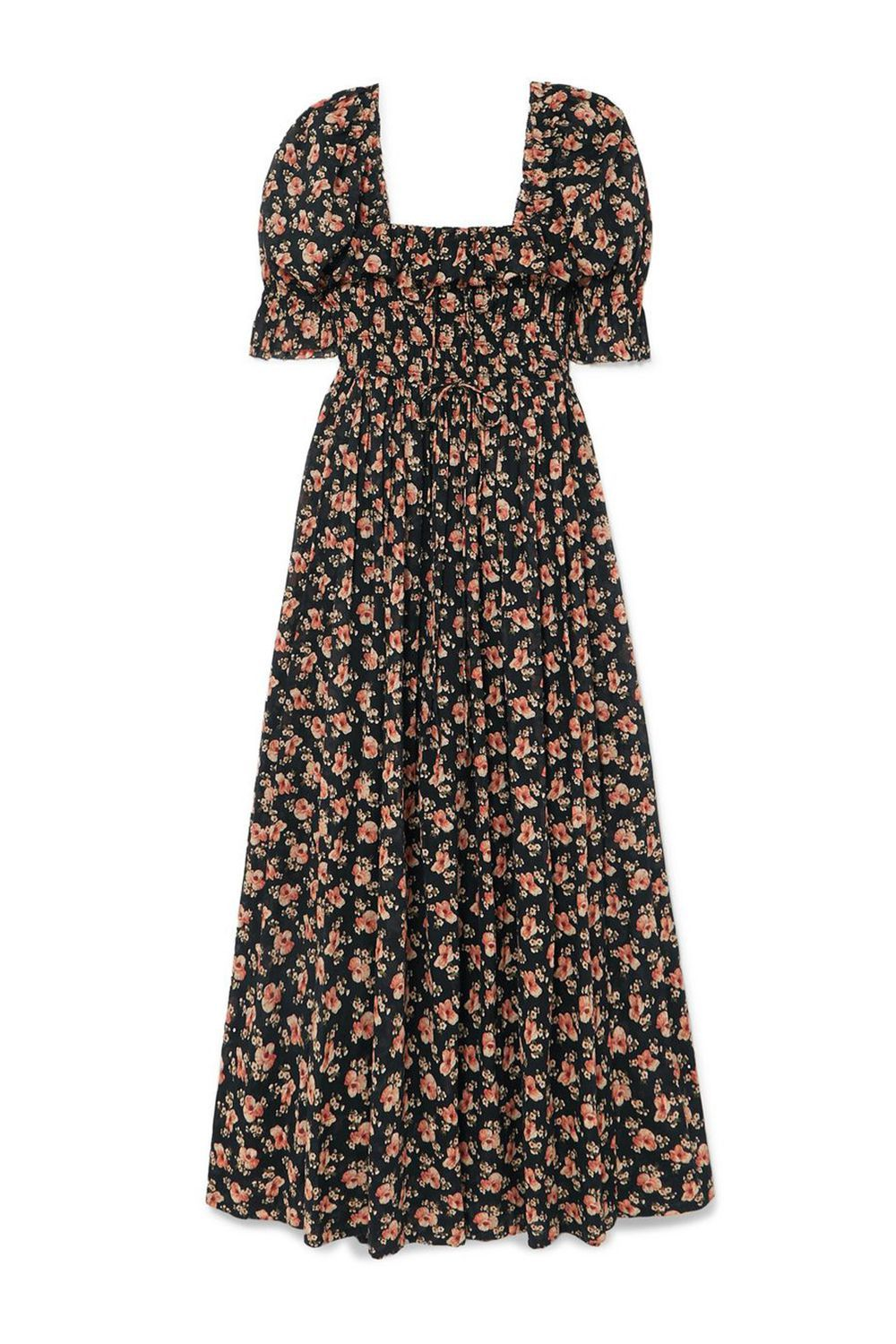 Best for Country Weddings Floral Print Cotton-Voile Maxi Dress DÔEN net-a-porter.com $298.00 SHOP IT Attending a wedding on a farm or ranch? Rock a milkmaid dress to be on your best bohemian a-game.