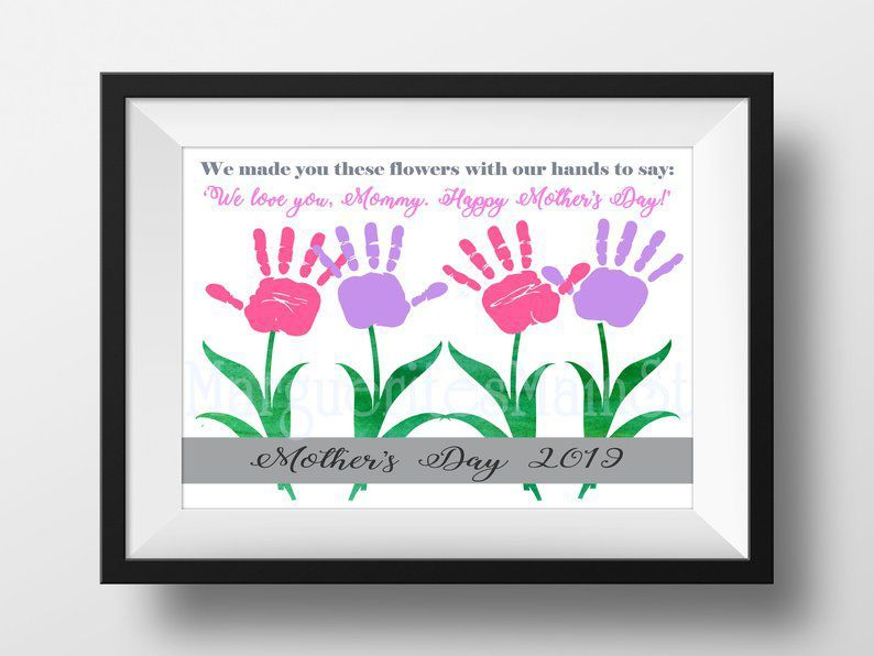 25 Best Mother S Day Gifts From Toddlers Gifts And Crafts For Mom From Kids