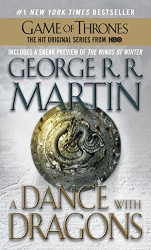 The Game Of Thrones Books In Order A Song Of Ice And Fire Series