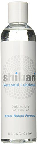 Water-Based Personal Lubricant
