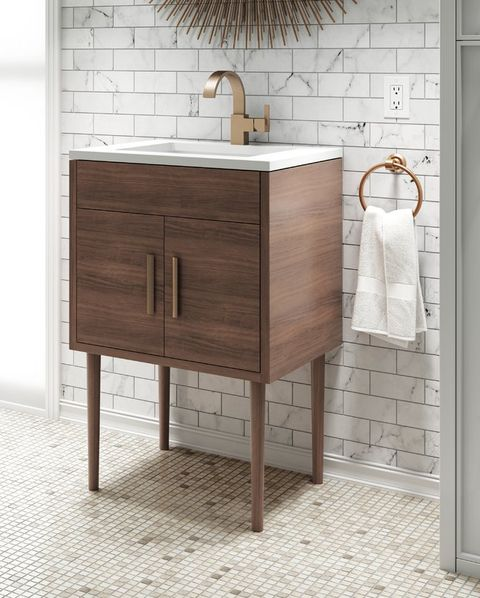 15 Small Bathroom Vanities Under 24 Inches Vanities For