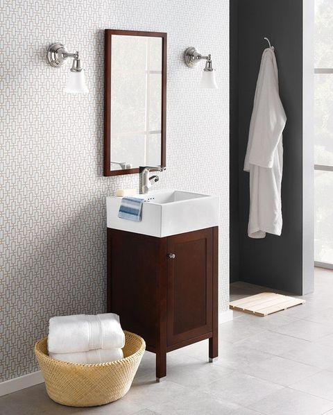 15 Small Bathroom Vanities Under 24 Inches Vanities For Tiny Bathrooms