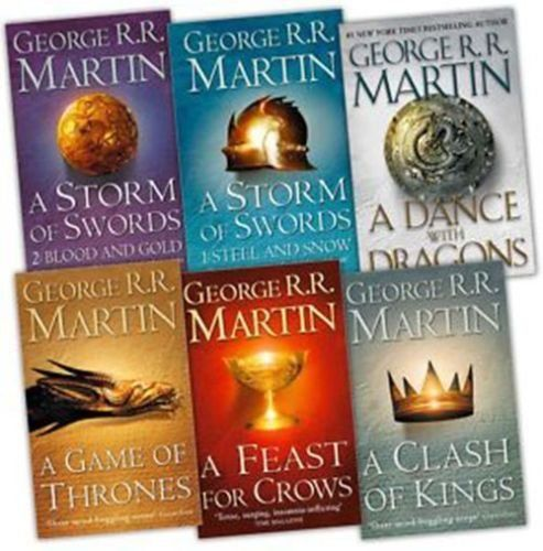 series thrones game book a of