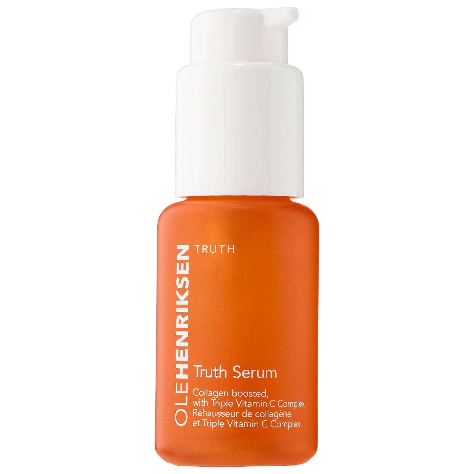 """Best for Brightening Truth Serum OLEHENRIKSEN sephora.com $49.00 SHOP NOW When scouring the aisles for acne treatments, Dr. Idriss suggests looking for """"brightening agents such as kojic acid, niacin, vitamin C, licorice root extract that help reduce the effects of pigmentation."""""""