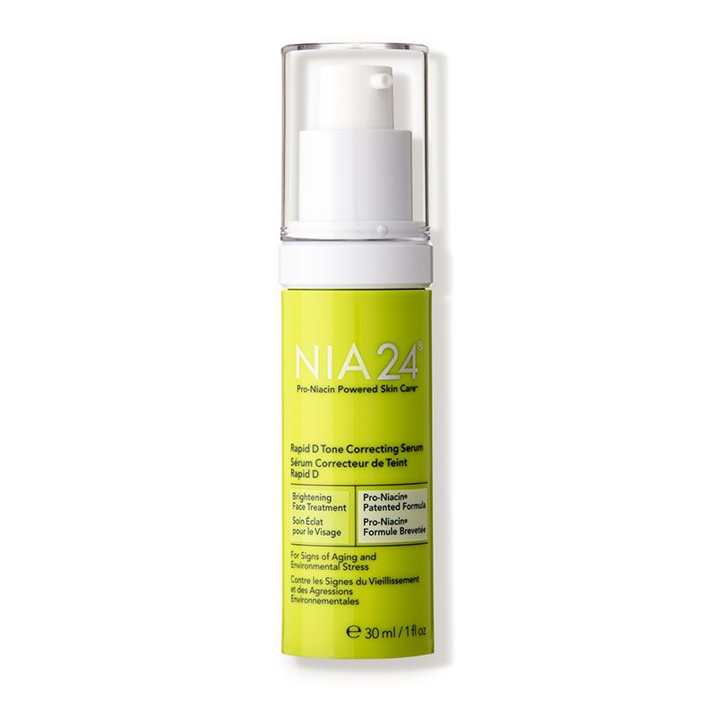 Best for Brightening Rapid D Tone Correcting Serum Nia 24 dermstore.com $82.00 SHOP NOW Perfect for those melasma, Nia 24's serum helps to diminish the appearance of brown marks and stimulates collagen production.