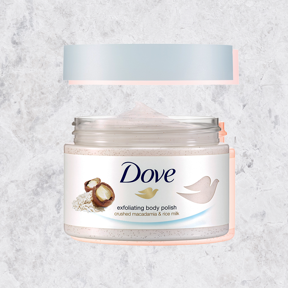 Why I M In Love With Dove S Exfoliating Body Polish A Review