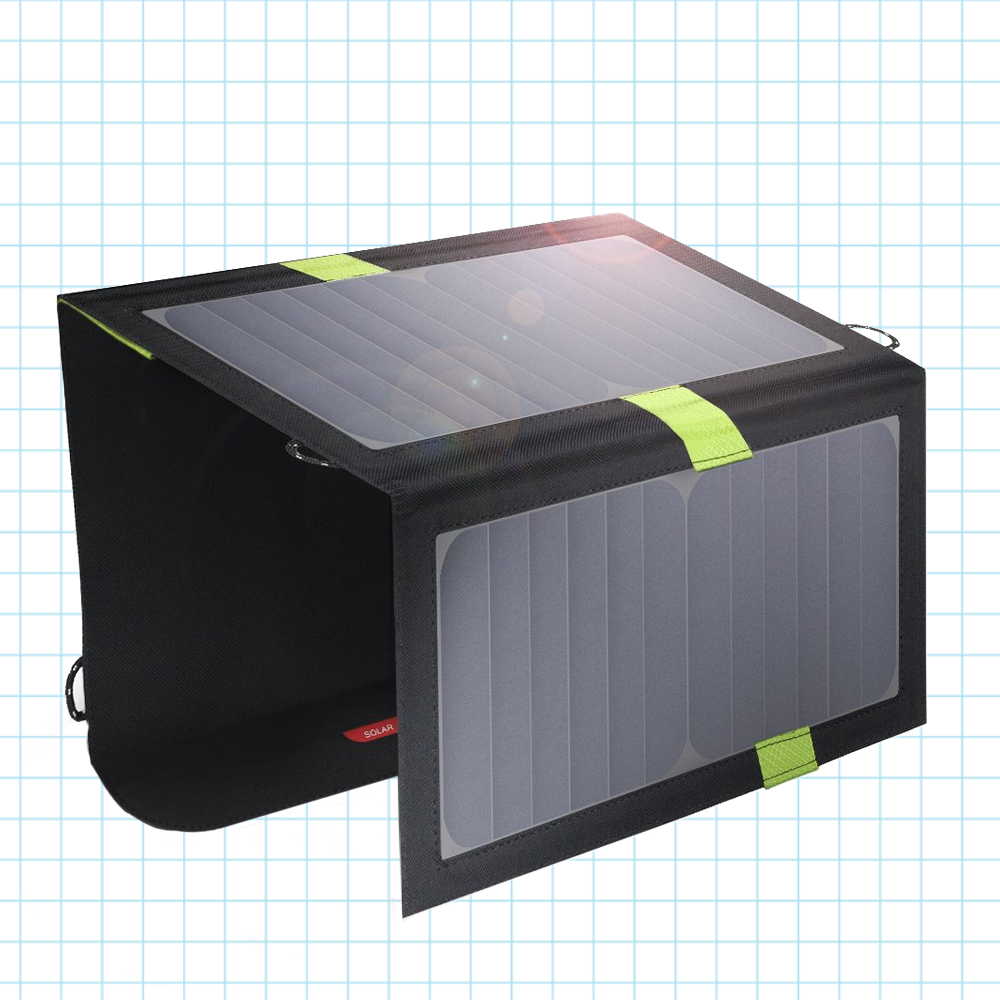 5bfb792053e2 X-DRAGON 20W SunPower Solar Charger