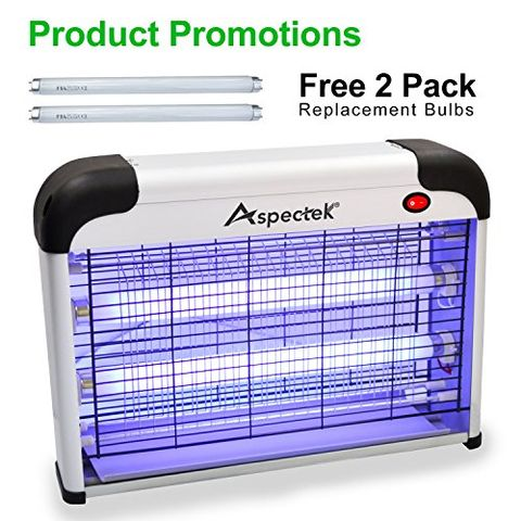 Best Bug Zapper 2019 Indoor Mosquito and Insect Zappers