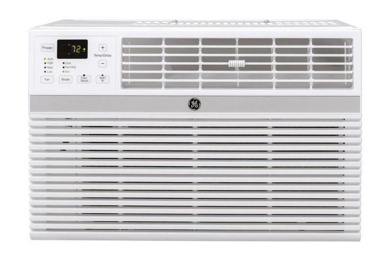 GE 8,000 BTU Energy Star Window Smart Room Air Conditioner