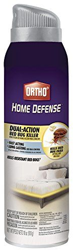 Ortho Home Defense Dual-Action Bed Bug Spray
