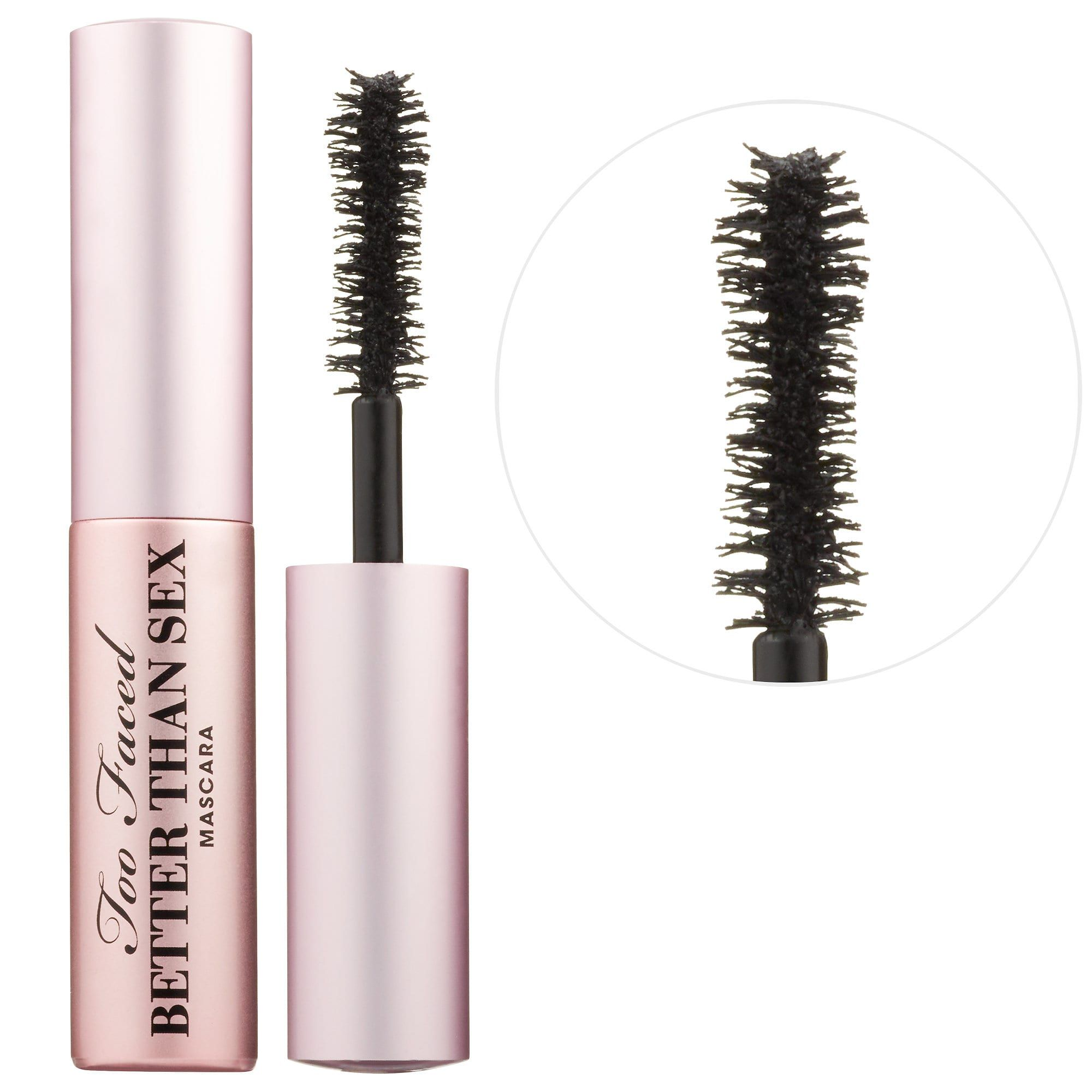 Must-Have Mascara Better Than Sex Mascara Too Faced sephora.com $12.00 SHOP IT