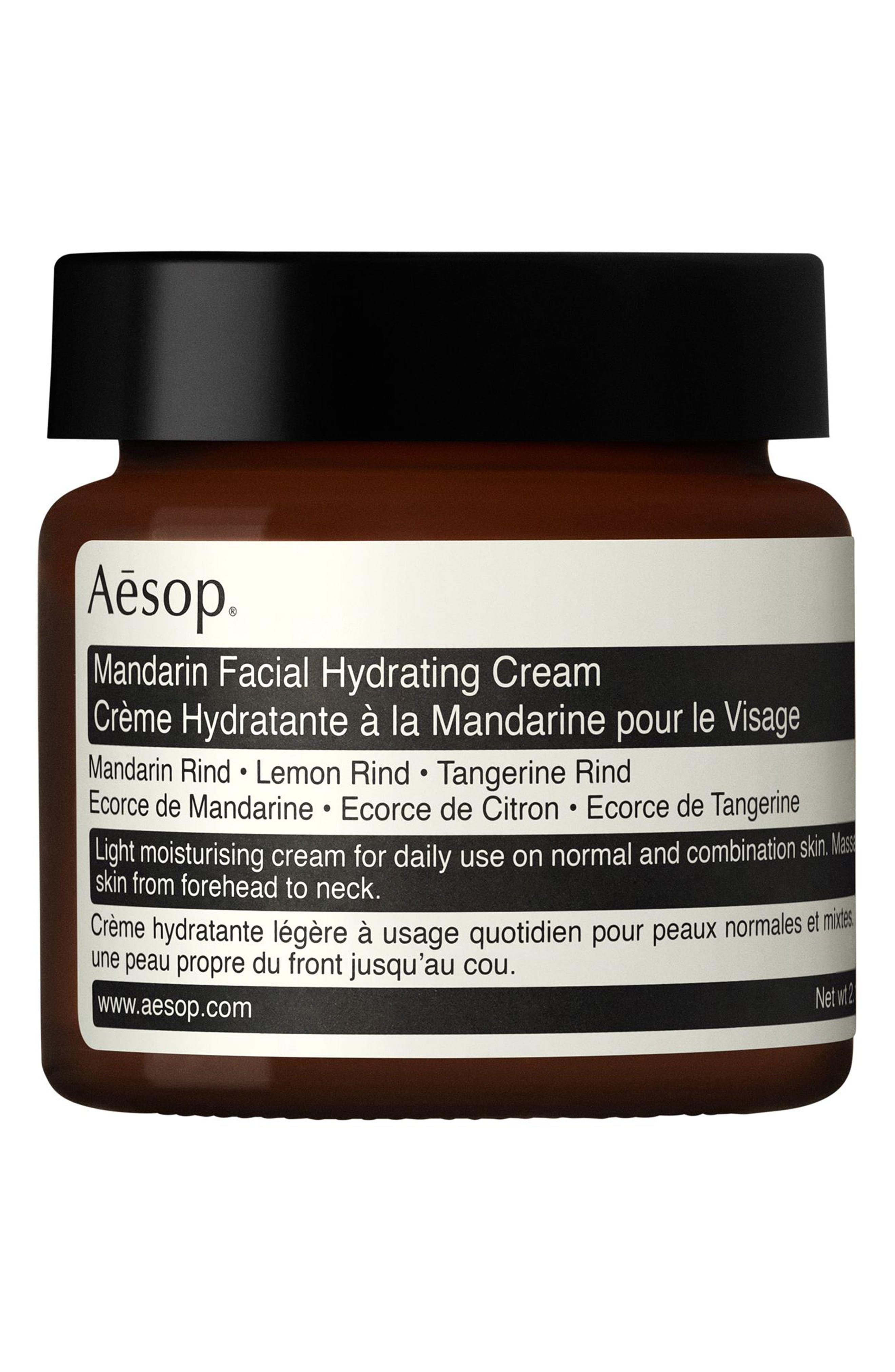 Soothing Face Cream Mandarin Facial Hydrating Cream AESOP nordstrom.com $49.00 SHOP IT