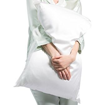 1 Pure Silk Pillowcase
