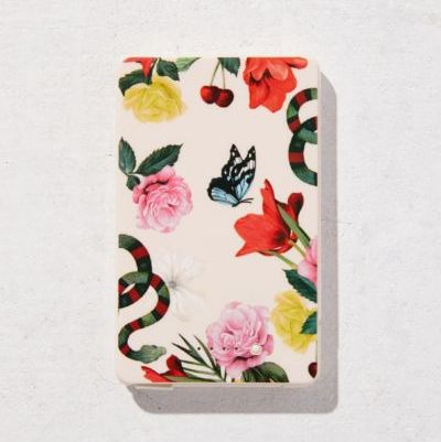 3 Floral Portable Charger