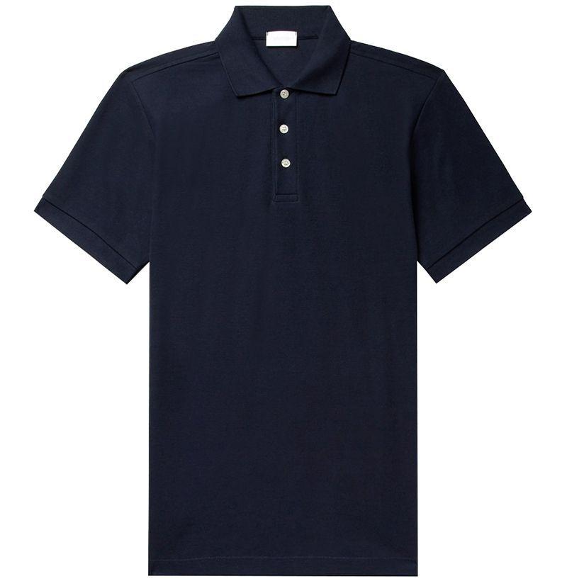 Handvaerk Pima Cotton-Piqué Polo