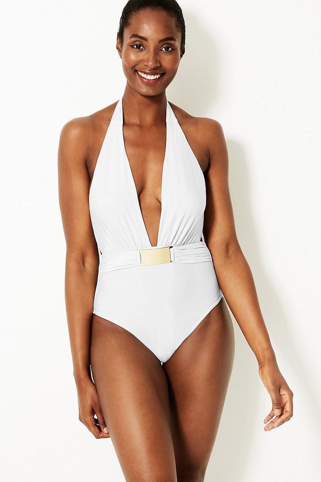 c46bc94e9 Marks and Spencers  affordable version of cult celeb swimsuit