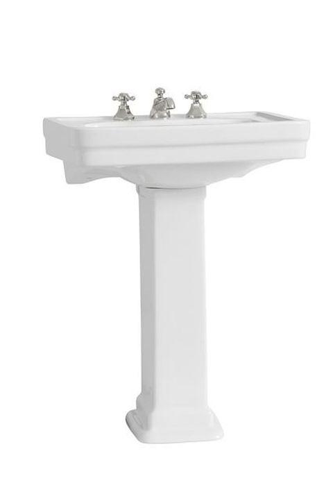 Pedestal Sink Design ideas 10 Pedestal Sinks For A