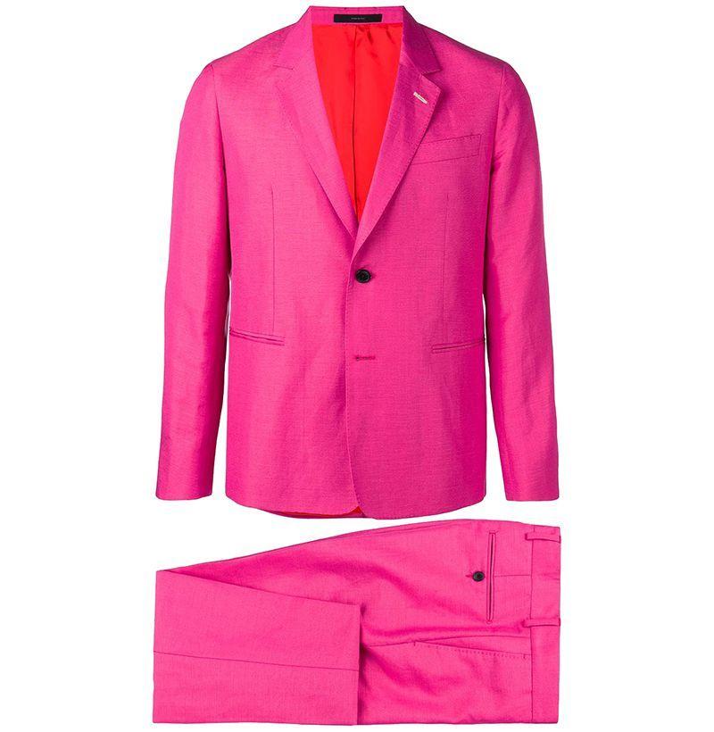 Paul Smith Boxy Fit Suit