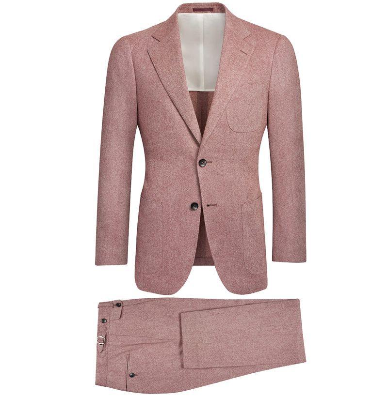 Suitsupply Havana Pink Suit