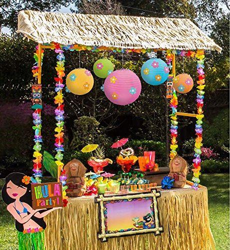 11 Best Hawaiian Theme Party Ideas Luau Party Ideas