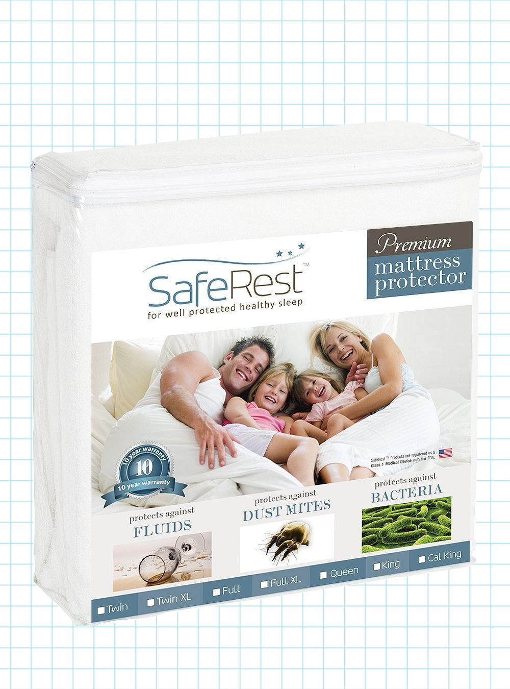 7 Best Waterproof Mattress Protectors Reviews