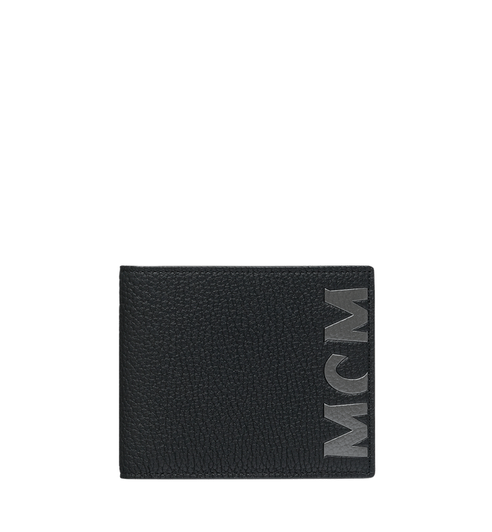 Bifold Wallet in Logo Print Leather mcmworldwide.com $275.00 SHOP NOW Because you can't stand to see him whip out the ripped up wallet you gave him for Father's Day 10 year ago.