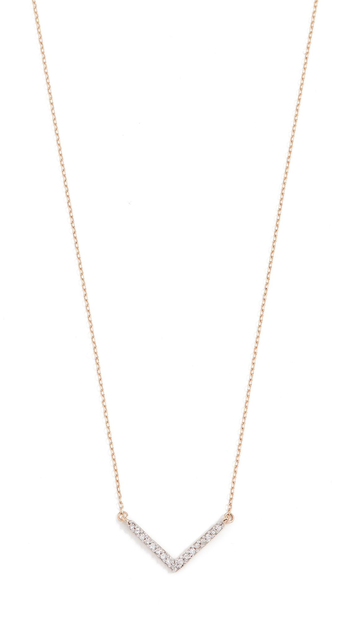 14K Yellow Gold Plated Women/'s Choker Necklace Small Rings Link Design Pendant