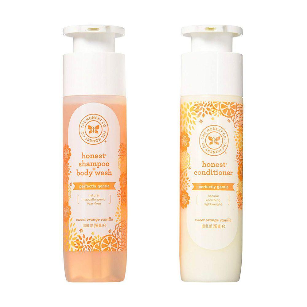 The Honest Company Shampoo and Conditioner Set