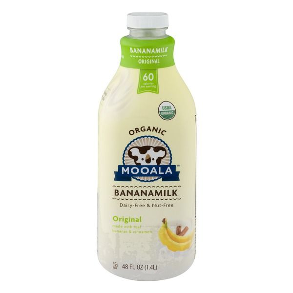 "Banana Milk Mooala Organic instacart.com $48.00 SHOP NOW Sounds weird, but trust me—this stuff is good. ""Using bananas gives the beverage natural sweetness, instead of dumping in artificial sweeteners or added sugar,"" says White."
