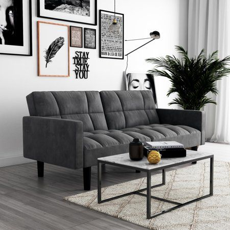 Marvelous Allmodern Mid Century Sofa With Usb Squirreltailoven Fun Painted Chair Ideas Images Squirreltailovenorg