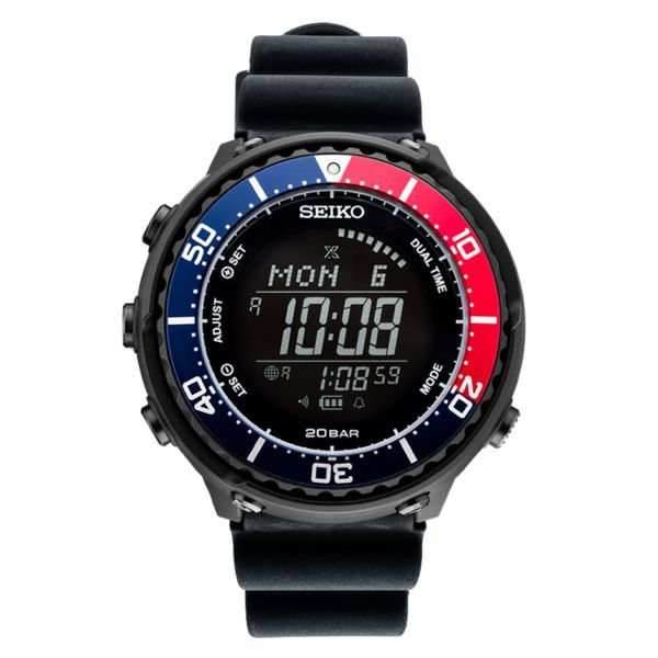 Seiko Prospex Digital Diving Watch
