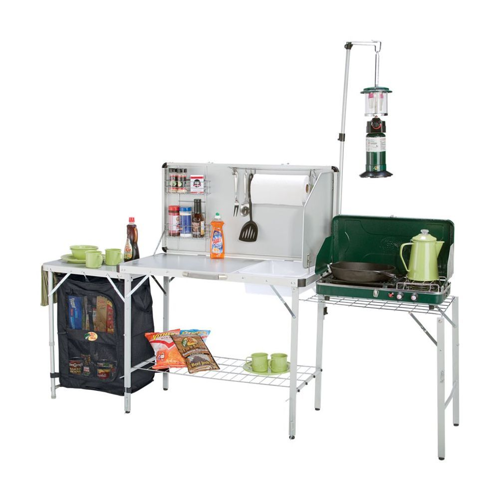 11 Best Camping Kitchens For 2020 Top Rated Portable Cooking Stations