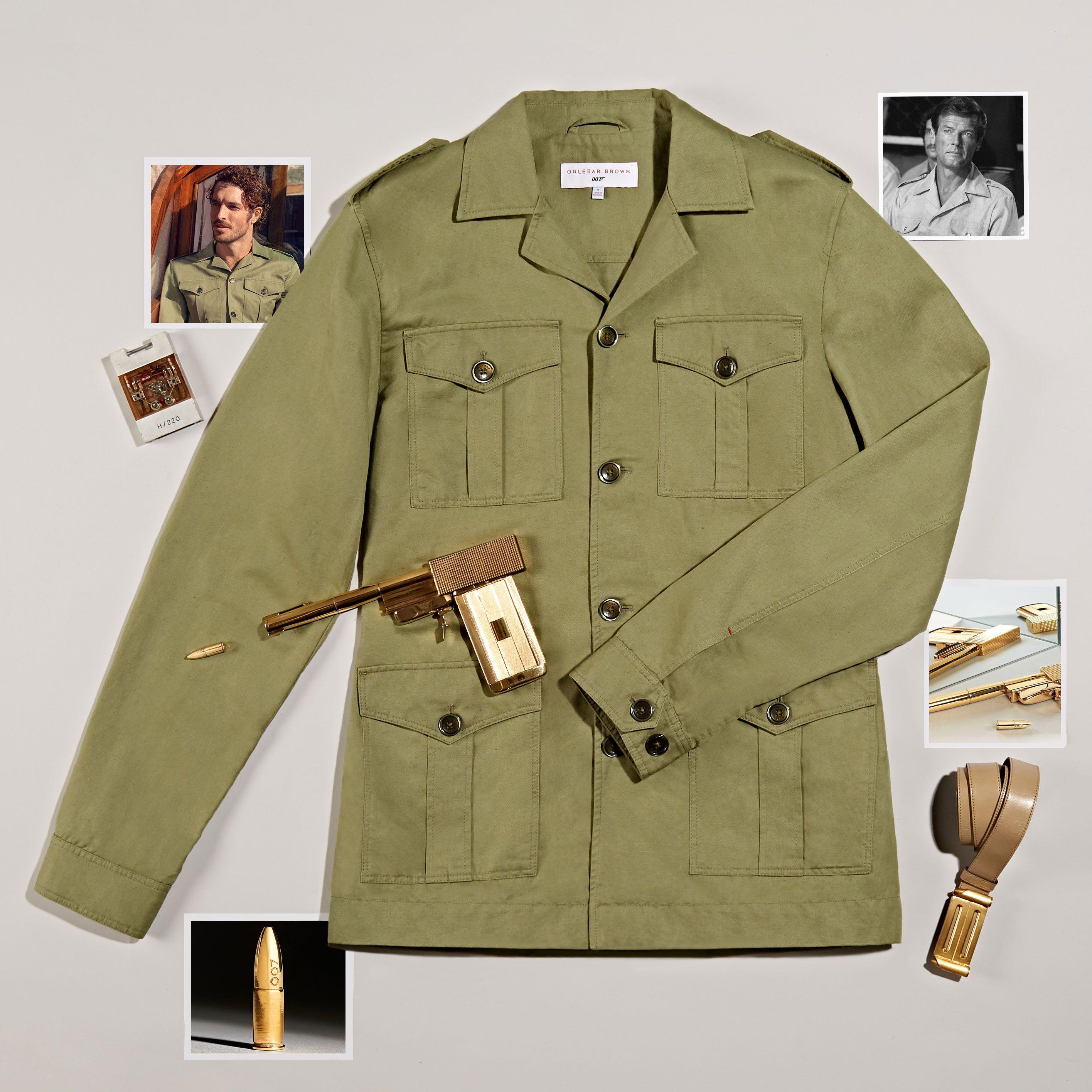 99ffae0270 Orlebar Brown James Bond Capsule Collection - How to Dress Like James Bond