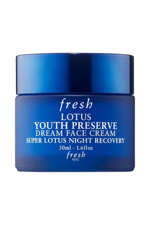 Night Creams To Treat Wrinkles Lotus Youth Preserve Dream Night Cream Fresh sephora.com $48.00 SHOP NOW