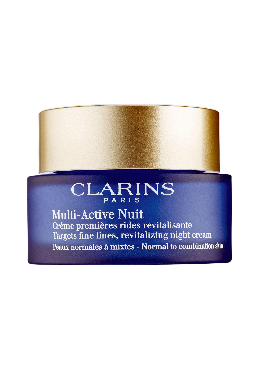 Night Creams To Treat Acne Multi-Active Night Cream Clarins sephora.com $58.00 SHOP NOW