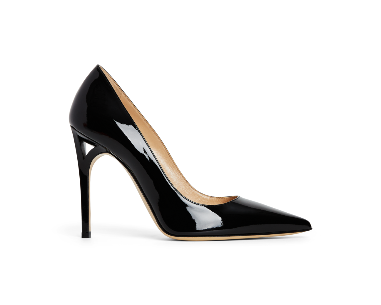 The Arcata M Gemi mgemi.com $348.00 SHOP NOW If you're more of stiletto type this ultra-feminine pump is crafted from soft patent leather with a supportive Y-shaped heel