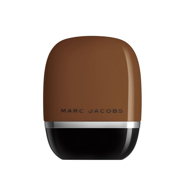 For Lightweight Full-Coverage Shameless Youthful-Look 24H Foundation SPF 25 Marc Jacobs Beauty $46.00 SHOP NOW This weightless foundation covers up all my redness, acne scars, and minimizes pores, allowing for a fresh canvas for a full face beat.