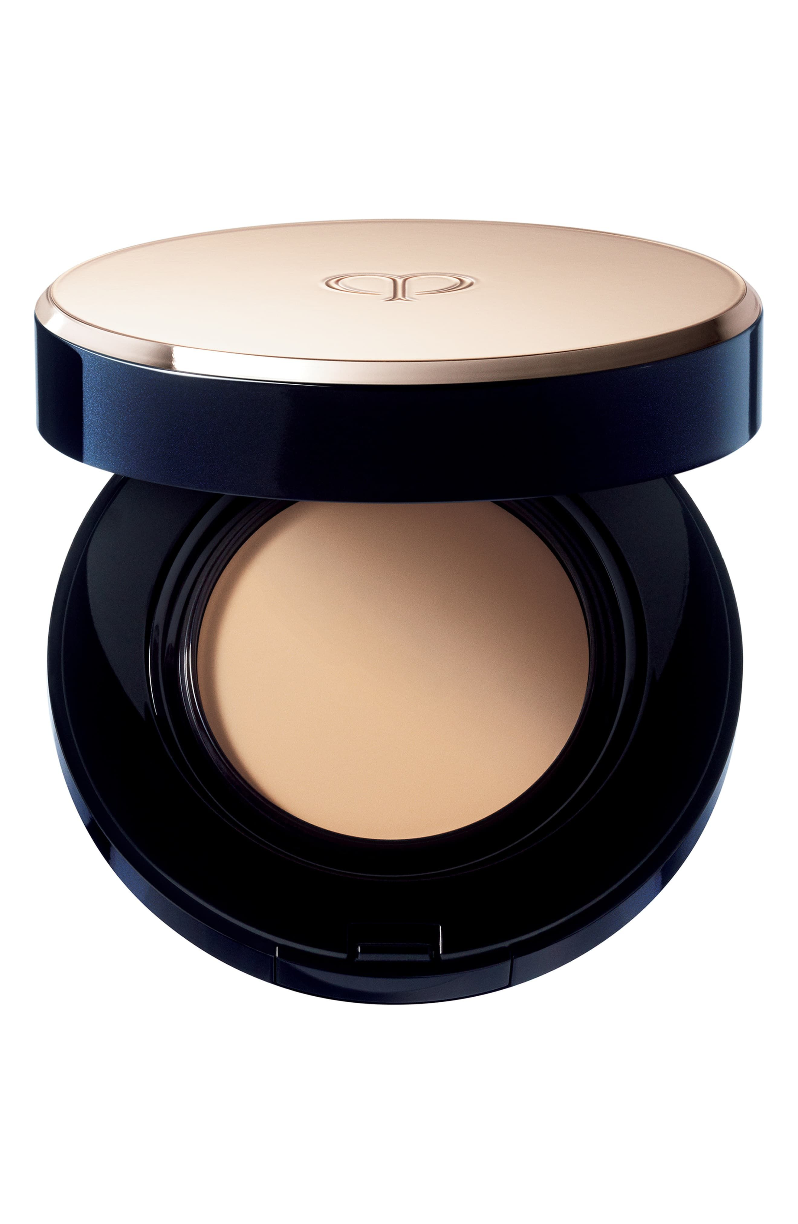 For Glowy Skin Radiant Cream to Powder Foundation SPF 24 Cle de Peau $98.00 SHOP NOW I have never tried a foundation that looked as untraceable as this unique cream-to-powder compact. It feels ultra moisturizing on the skin but dries down with the most natural, glowy finish.
