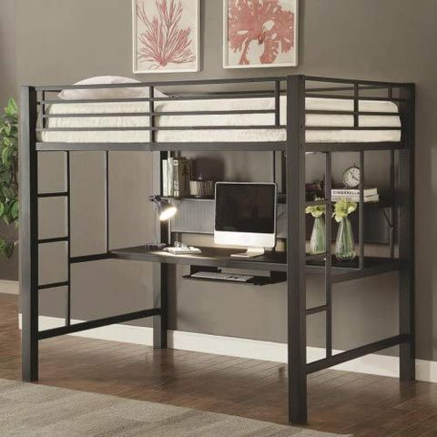 13 Best Loft Beds For Adults Sophisticated Loft Beds For