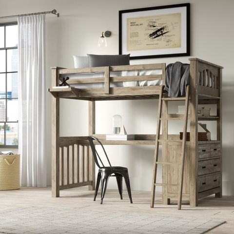 13 Best Loft Beds For Adults Sophisticated Loft Beds For Apartments And More