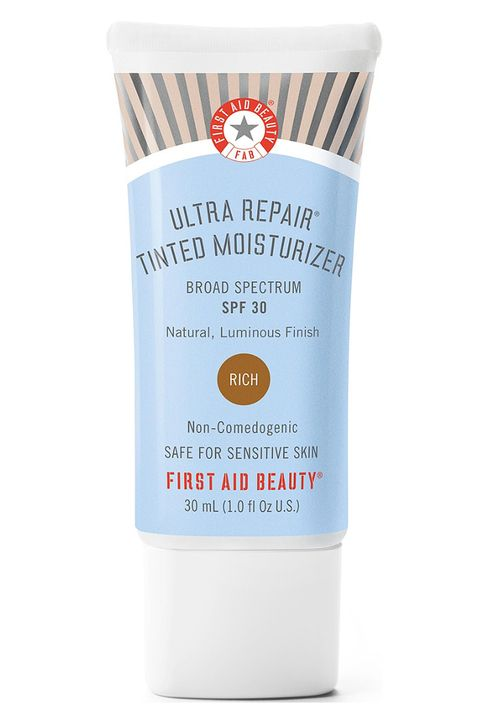 best tinted moisturizer for acne